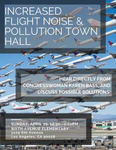 AIR NOISE & PoLLUTION TOWN Hall